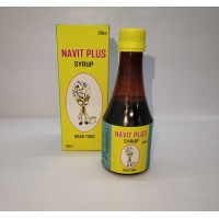 Navit Plus Syrup-Brain Tonic